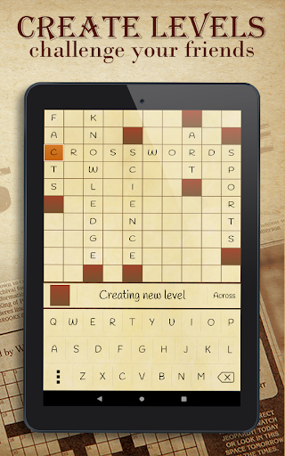 Crosswords - The Game screenshot 6