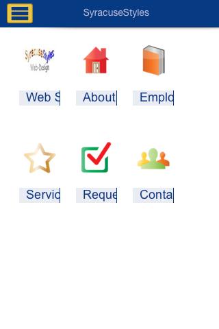 SyracuseStyles Web Design