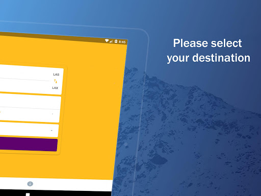 Airline Ticket Booking app screenshot 10