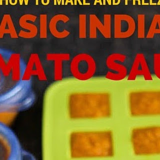 Simple South Indian Tomato Sauce
