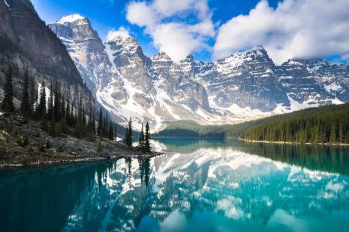 Núi Rockies Canada