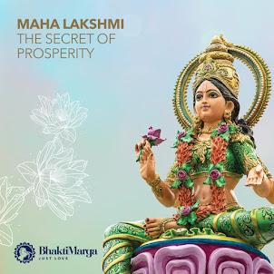 Maha Lakshmi: Tajemství prosperity