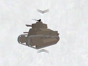 八九式歩兵戦車