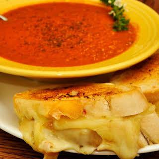 Mom's Homemade Tomato Soup.