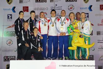Photo: Voile Contact à 2, Champions du Monde, WPC 2012