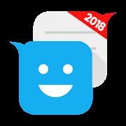 One SMS, MMS - New Emoji, Sticker GIF