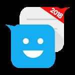 One SMS, MMS - New Emoji, Sticker GIF 5.62