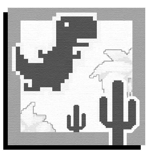 Dino Run T-Rex : Remastered