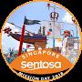 MD: Singapore-Sentosa, Palawan Pirate Ship
