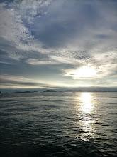 Photo: 穏やかな水面です。 さあー!「夏マサ」お願いします!