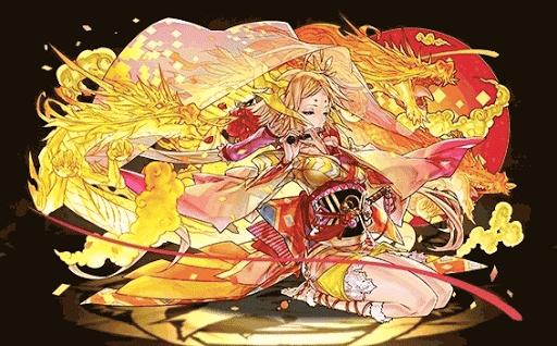 紅日の寿龍喚士・カンナ