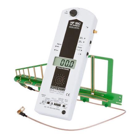 HF35C Mikrovågsmätare