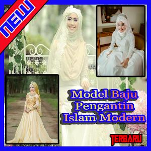 تحميل Model Baju Pengantin Islam Modern Terbaru Apk أحدث