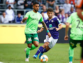 Ronald Vargas liep een blessure op tegen Cercle en is er niet bij tegen zijn ex-club