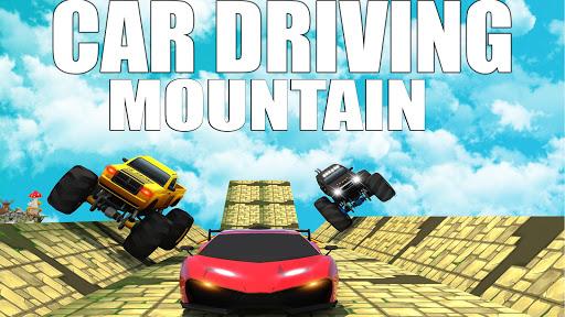 Mountain Car Driving Simulator: Extreme Car Stunts screenshots 2