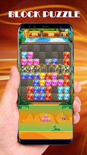 Puzzle Block Jewels Legend 2018