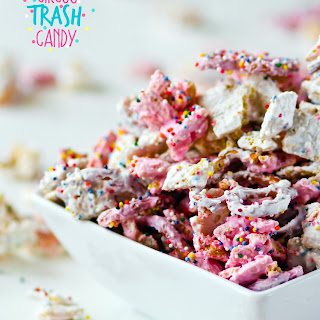 Crispix Cereal Candy Recipes