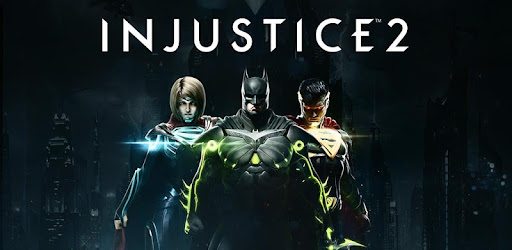 Gry Injustice 2 (apk) za darmo do pobrania dla Androida / PC/Windows screenshot
