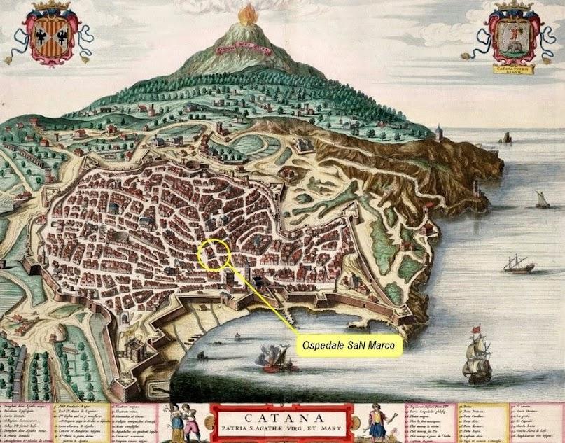 Catania 1663