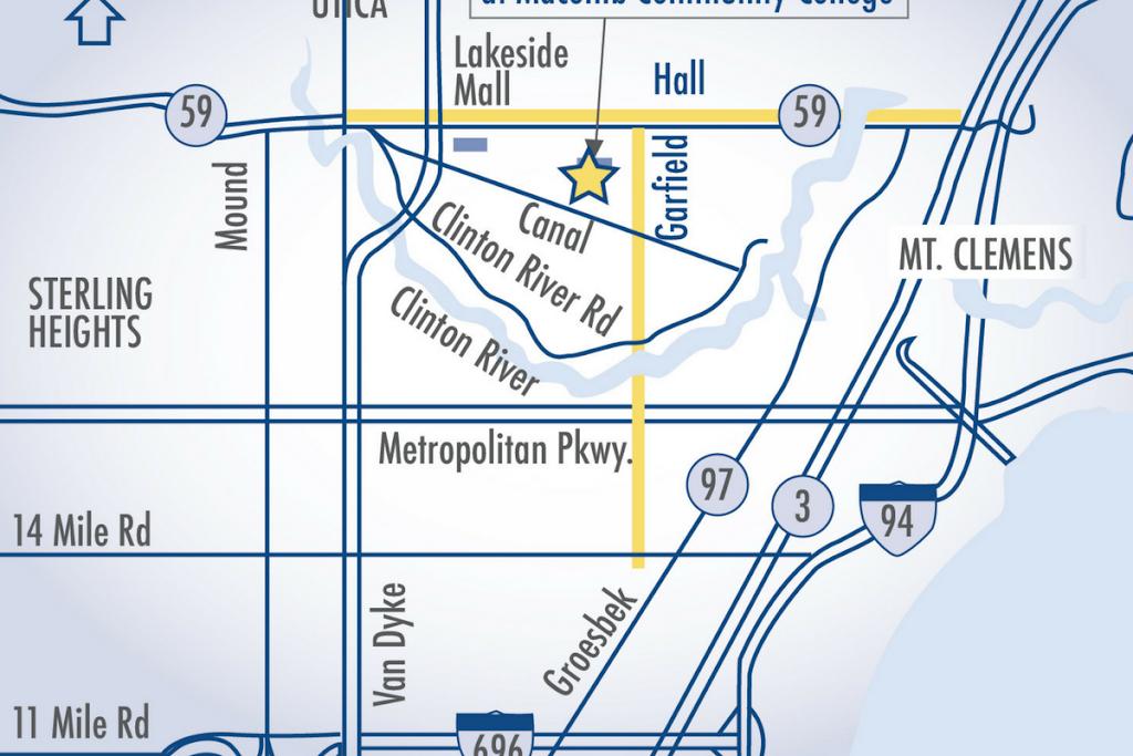 UC Location Map