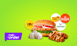 Hungry? Get Food Delivered At Your Doorstep! in New Delhi cover pic