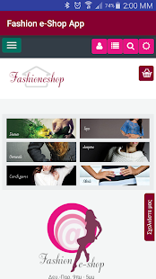 Fashion e-Shop - Γυναικεία- screenshot thumbnail