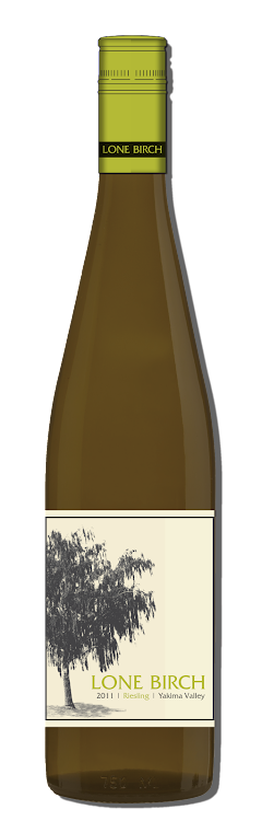 Logo for Lone Birch Riesling
