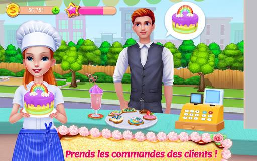 Mon empire pâtissier – Prépare & sers des gâteaux  captures d'écran 2