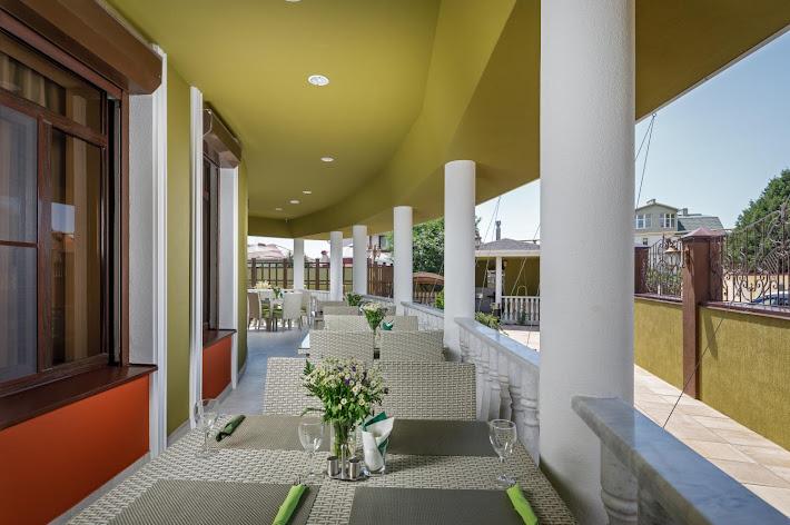 Фото №5 зала Отель «Биография»