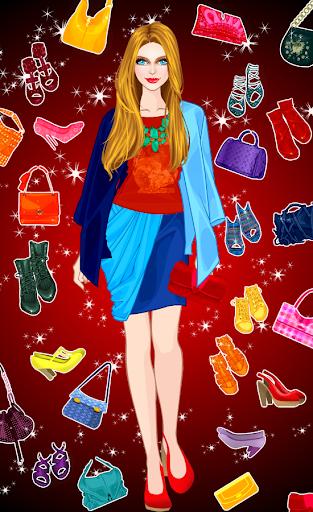 Princess Hair Salon - New Year Style android2mod screenshots 3