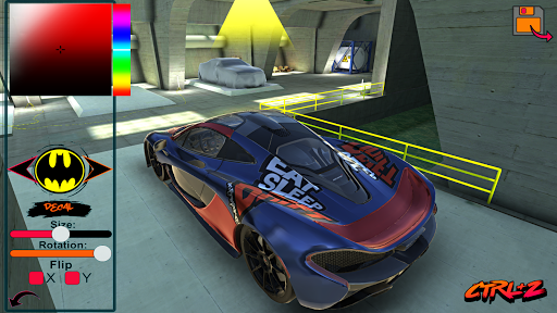 P1 Drift Simulator  captures d'écran 2