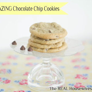 Nate's AMAZING Chocolate Chip Cookies.