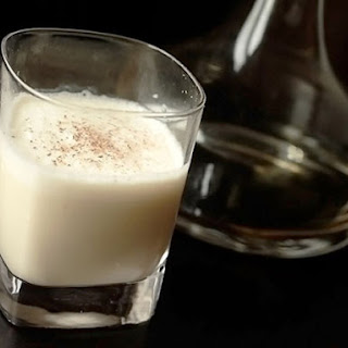 Butterscotch Eggnog.