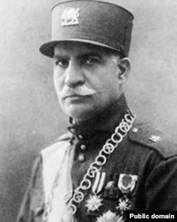 Реза Пехлеви, тридцать четвертый шах Ирана, правивший с 1925 по 1941 год
