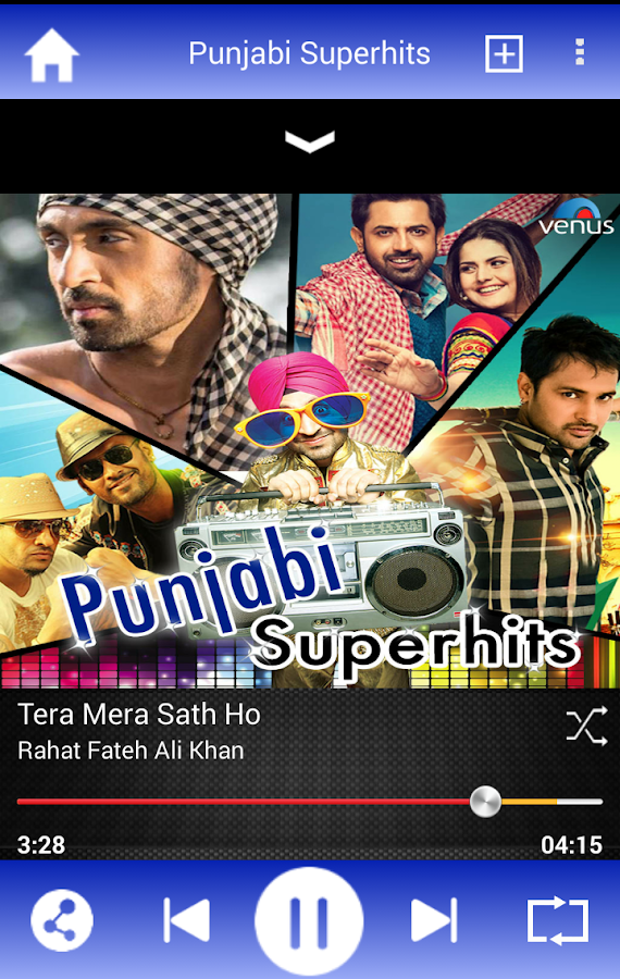 Punjabi Superhits- screenshot