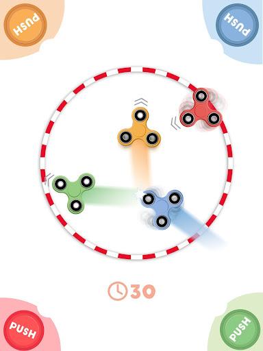 Code Triche Hand Spinner / Fidget : 1 à 4 joueurs APK MOD (Astuce) screenshots 1