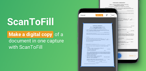 ScanToFill: Document Scanner - Scan PDF file fast - by airSlate, Inc
