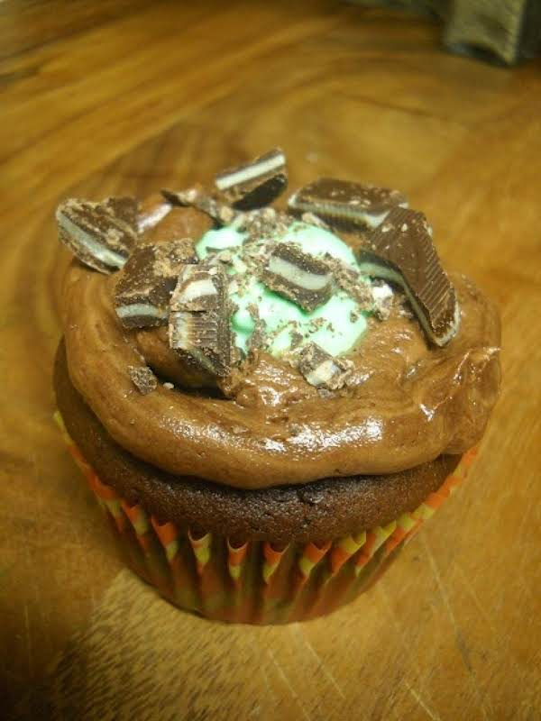 Andes Candies Cupcake