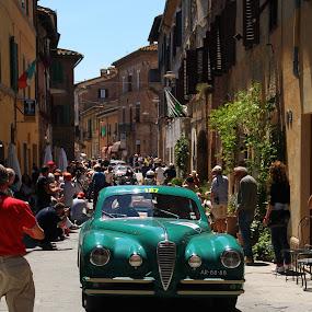 by Cosimo Resti - Transportation Automobiles