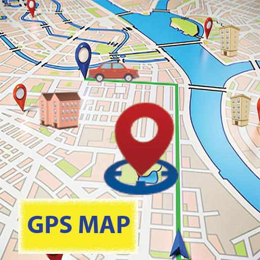 GPS Map For Android