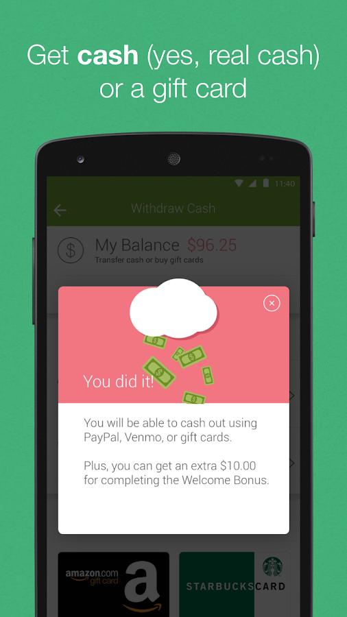 ibotta cash savings coupons screenshot