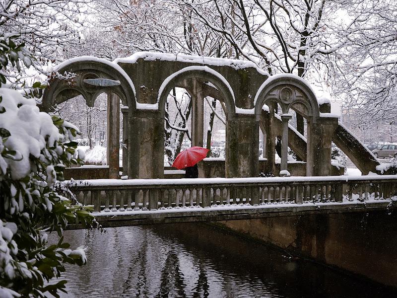 romanticamente nevica di nicoletta lindor