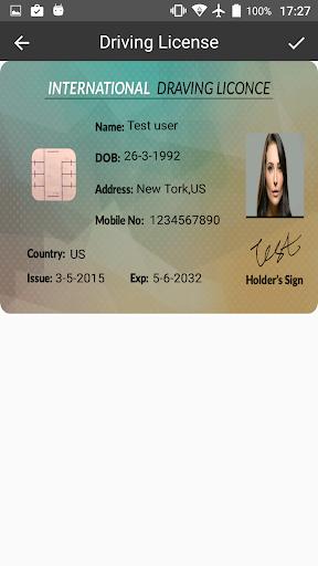 Fake Us Id Card Generator