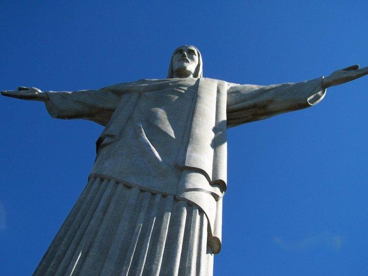 Statua del Corcovado di Beto