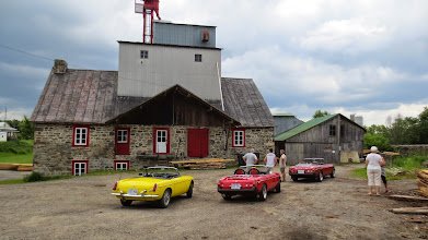 Photo: La scierie de St-Stanislas !