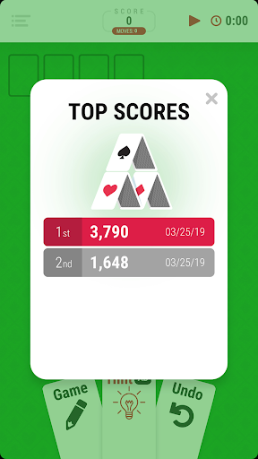 Solitaire Infinite - Classic Solitaire Card Game! apkmr screenshots 5