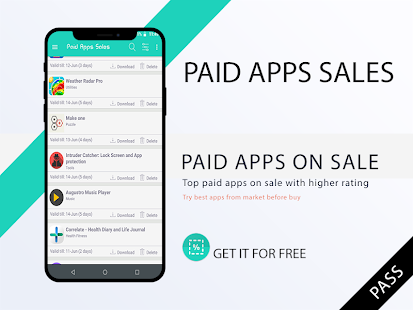 Paid Apps Sales Pro Apps Free For Limited Time 1 12 - APK Home