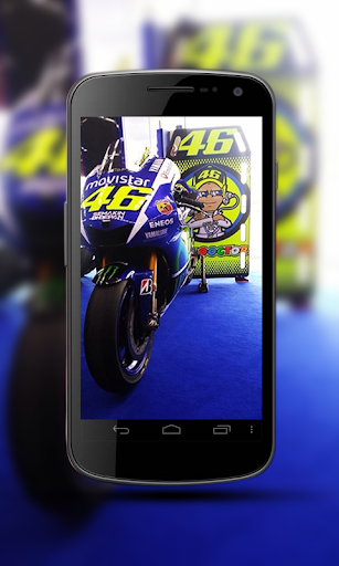 Valentino Rossi 46 Wallpaper