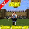 Animal Racers map for MCPE icon