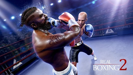 Real Boxing 2 1.9.13 (Mod Money)